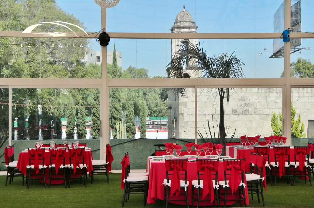 Lago baikal salon de eventos naucalpan for Salon villa jardin naucalpan